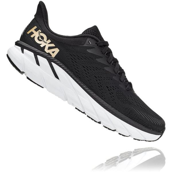 Hoka Clifton 7 W Black / Bronze – Scarpa Running
