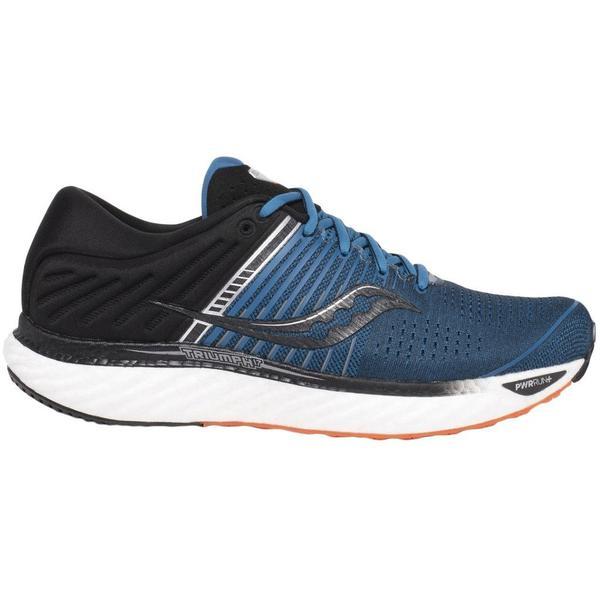 Saucony Triumph 17 Blu / Blk – Scarpa Running Uomo