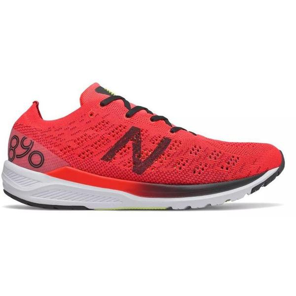 New Balance 890 V7 Red/Black – Scarpa Running