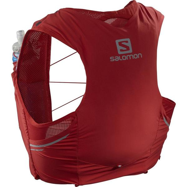 Salomon Sense Pro 5 Set Goji Berry – Zaino Trail Running