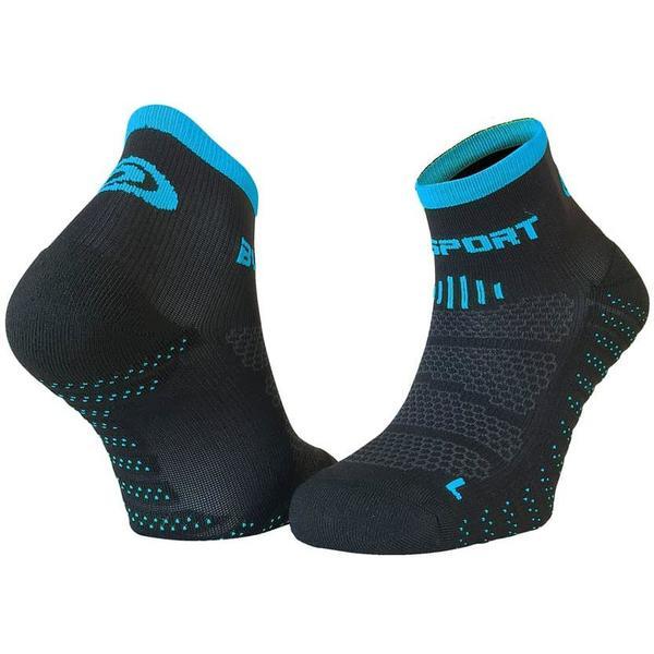 Bv Sport SCR One EVO Black/Blu – Calza Running