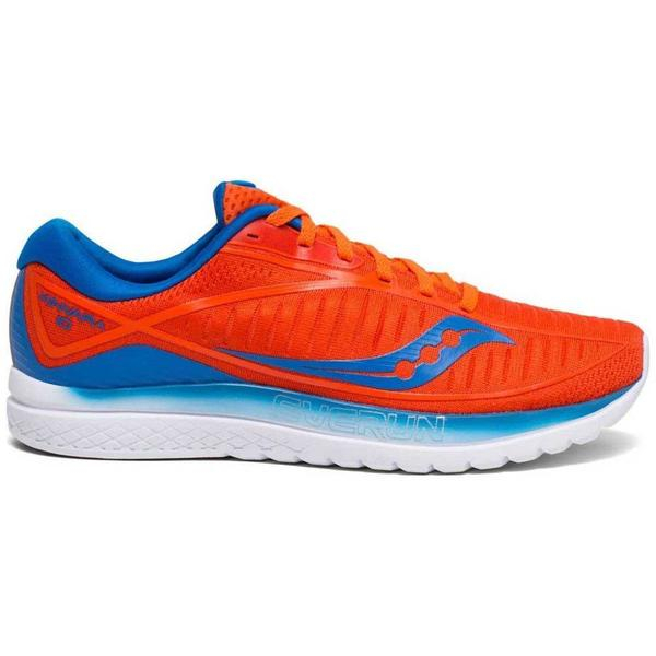 Saucony Kinvara 10 Orange/Blue – Scarpa Running