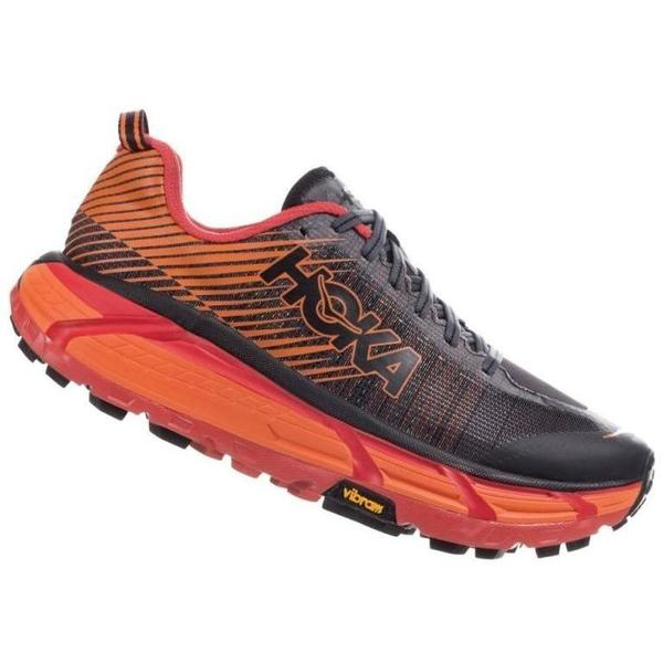 Hoka Evo Mafate 2 W Black / Red – Scarpa Trail Running