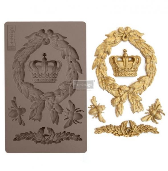 "Stampo per Fregi ""Royalty"" – ReDesign with Prima"