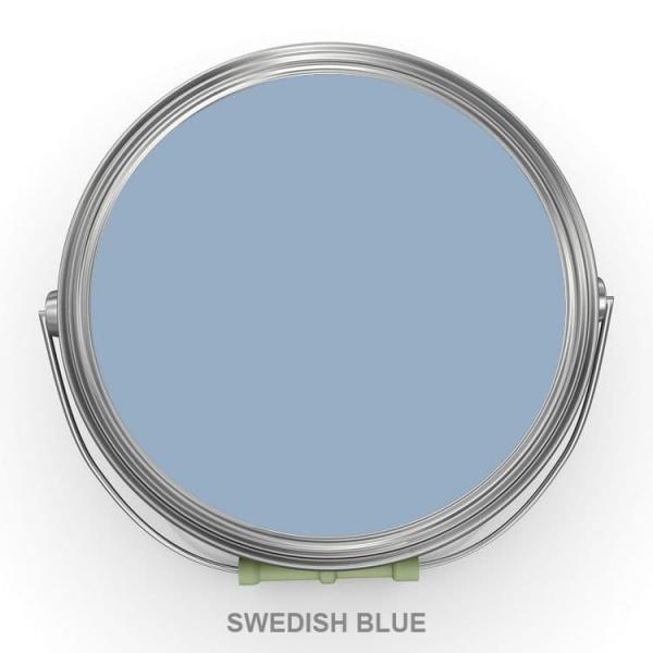 Vernice Vintage Autentico SWEDISH BLUE (BLU SVEDESE)