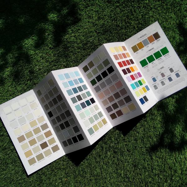 Cartella colori Autentico Paint – STAMPATA – 175 colori