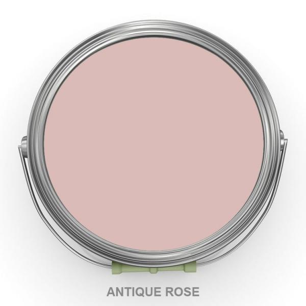Vernice Versante Paint Autentico ANTIQUE ROSE (ROSA ANTICO)
