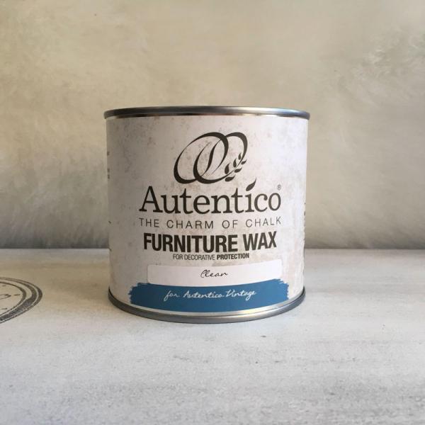 """Cera colore """"Trasparente-Clear"""" Autentico Furniture Wax"""