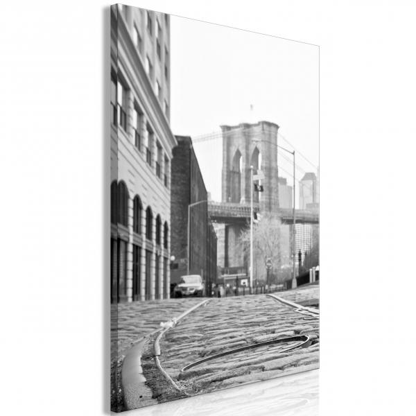 Quadro – Brooklyn Bridge (1 Part) Vertical