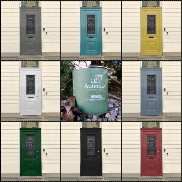 Vernice Vivace Paint Autentico Porte e Infissi 158 colori