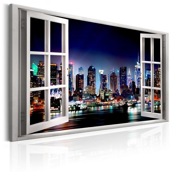 Quadro – Window: View of New York