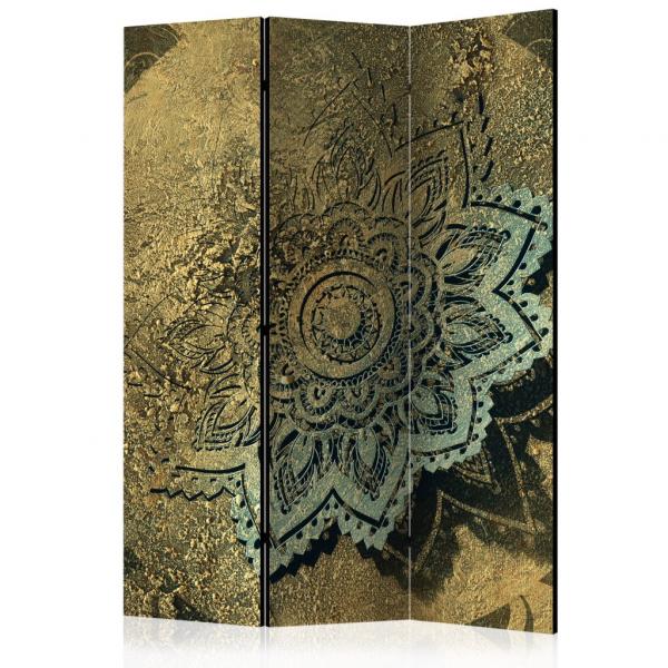 Paravento – Golden Treasure [Room Dividers]