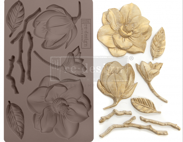 """Stampo per Fregi """"Winter Blooms"""" – ReDesign with Prima"""