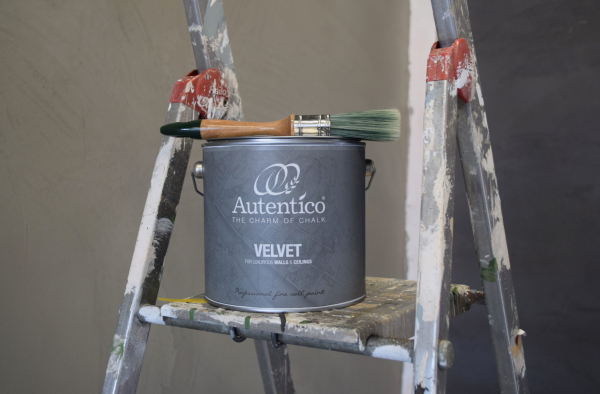 Vernice Velvet Autentico Chalk Paint per Pareti