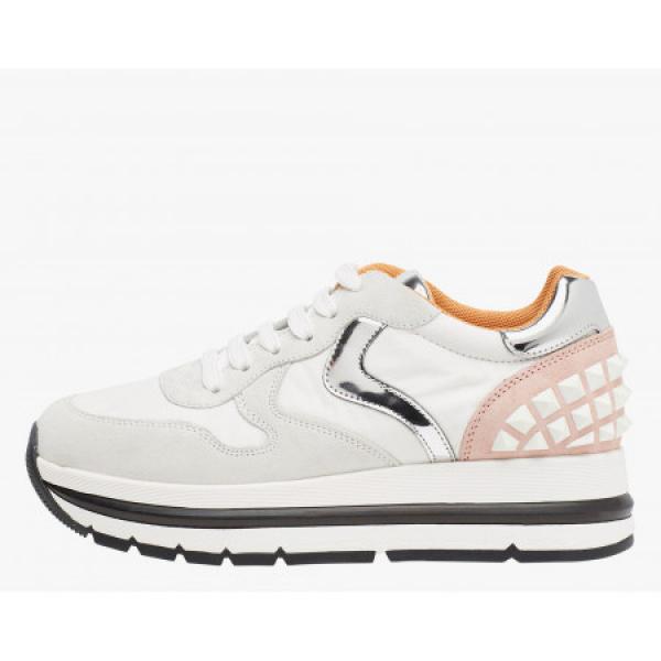 VOILE BLANCHE Sneaker Maran Studs
