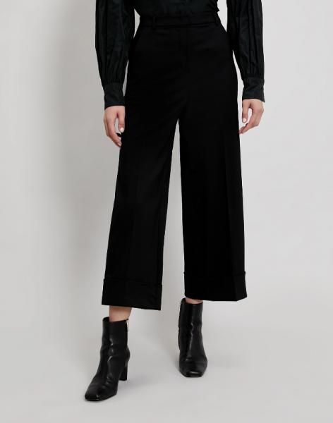 PENNYBLACK Pantaloni in twill di lana
