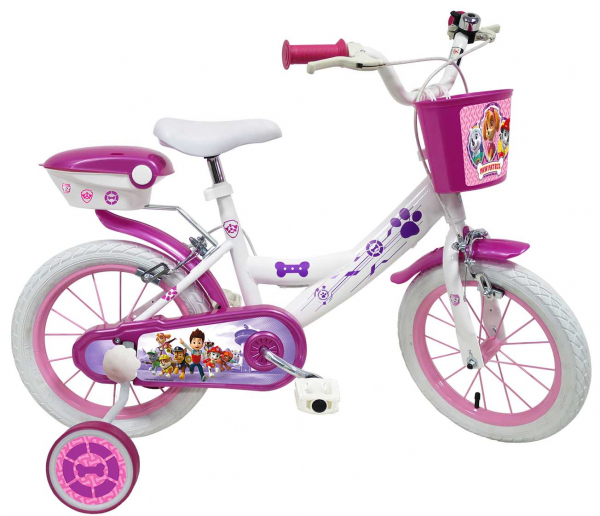 Bicicletta DISNEY SKYE EVEREST 14″ – 4/6 anni