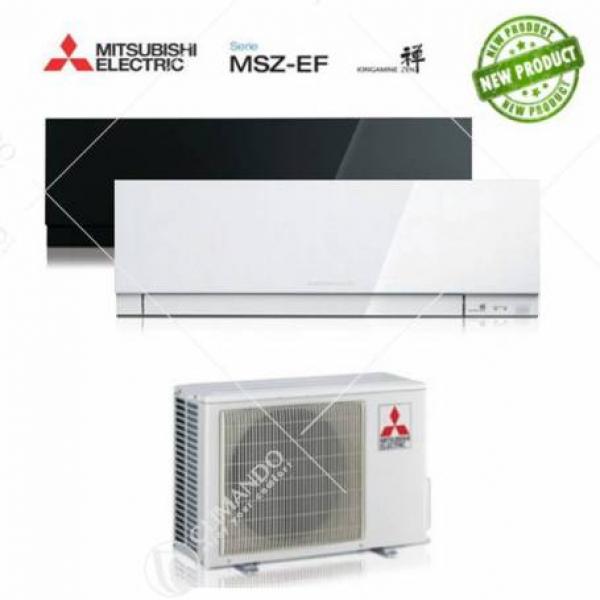 Condizionatore Climatizzatore Mitsubishi Electric dual split inverter Kirigamine Zen 9000+9000 con MXZ-2D42VA