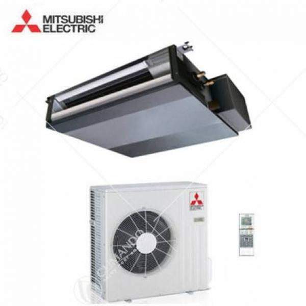 Condizionatore Climatizzatore Mitsubishi Electric Inverter Canalizzabile R-410A 21000 btu mod. SEZ-KD60VAL <strong>PROMO</strong>