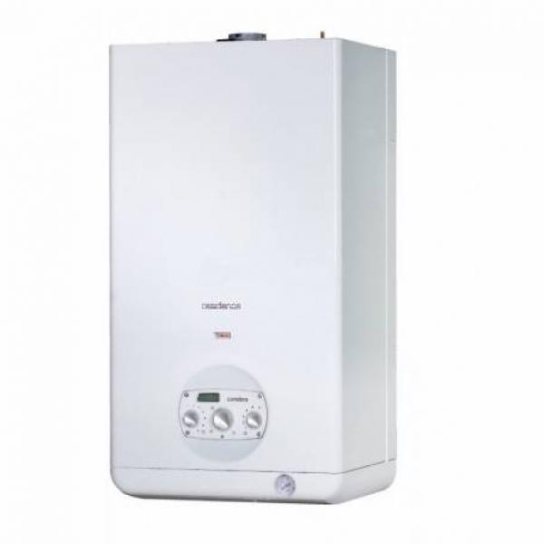 Caldaia Riello Residence Condens 28 KIS metano 28 kW a condensazione ErP completa di kit fumi