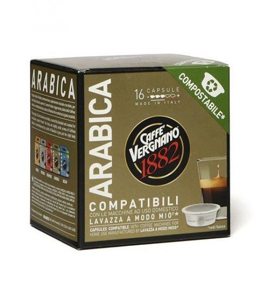 Capsule caffè Compatibili Lavazza A Modo Mio ®* Arabica