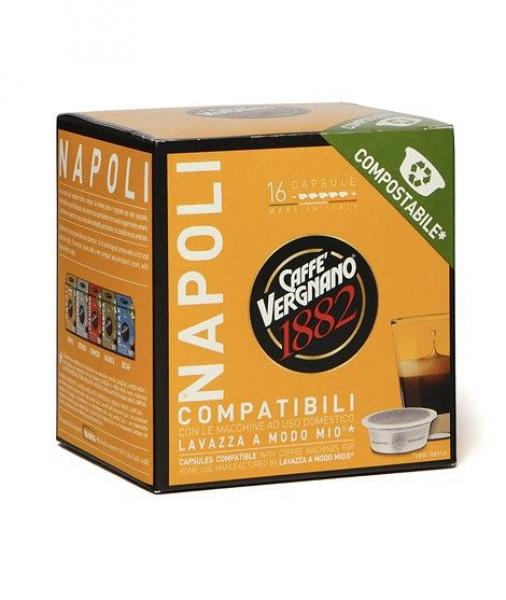 Capsule caffè Compatibili Lavazza A Modo Mio ®* Napoli