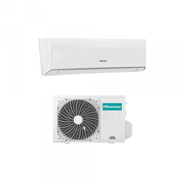 Condizionatore monosplit con inverter da 12000 btu Hisense Energy WiFi R32 in A+++