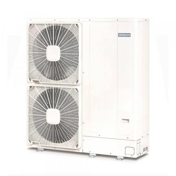 Pompa di calore Hitachi Yutaki M RASM-4VNE da 11 kW monoblocco idronica in A+++ sconto in fattura 65%