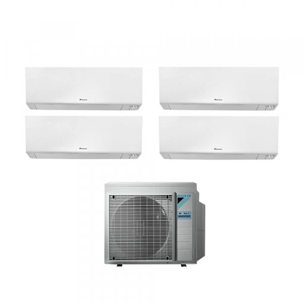 Climatizzatore quadri split Daikin Perfera FTXM-R 7+7+7+7 4MXM68N9 con wifi in A++
