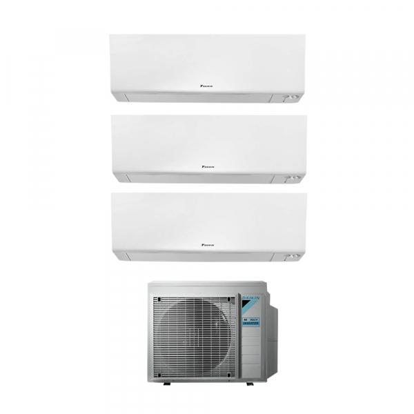 Climatizzatore trial split Daikin Perfera FTXM-R 5000+7000+15000 3MXM68N con wifi in A++
