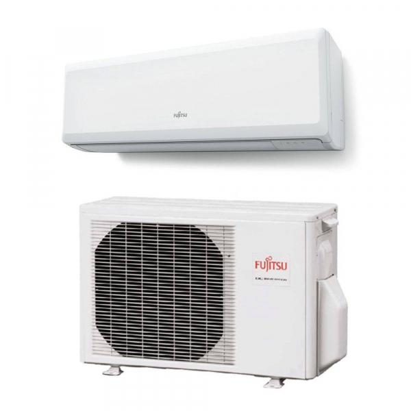 Climatizzatore monosplit Fujitsu KP da 12000 btu con inverter con R32 in A++ sconto in fattura 50%