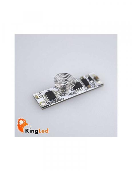 Interruttore Touch ON/OFF e Dimmer per Profilo in Alluminio