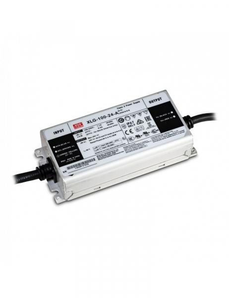 Alimentatore MeanWell 100W 24V IP67 XLG-100-24A