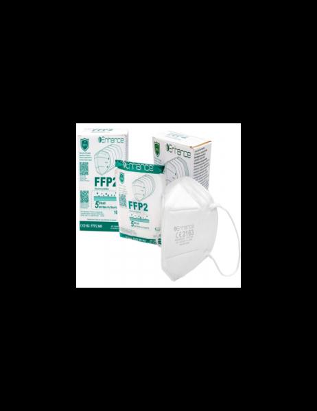 Mascherina Protettiva Monouso FFP2 – Confezione da 10pz