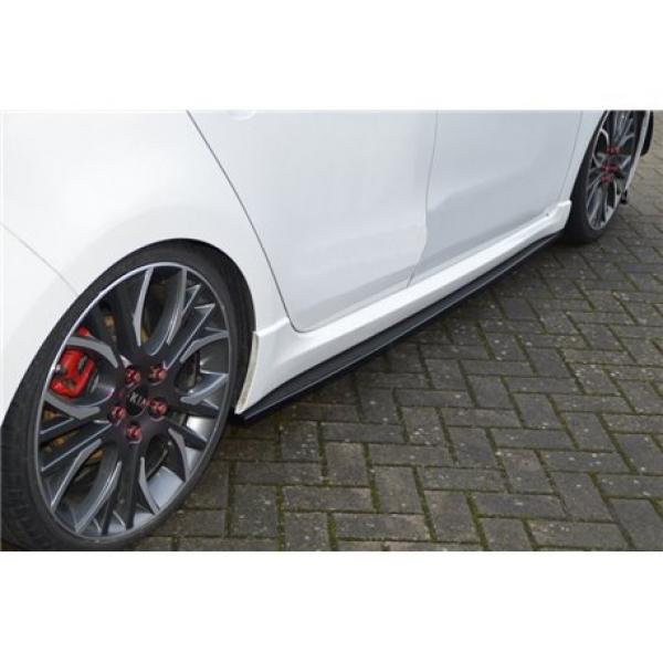Minigonne laterali sottoporta Ford Focus 2015-