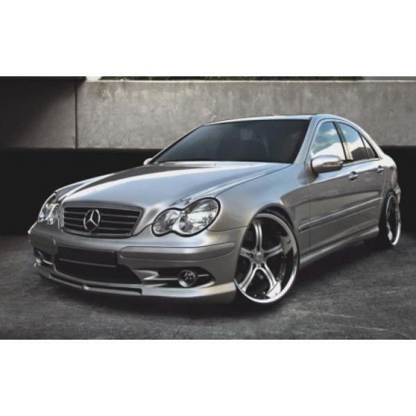Minigonne laterali sottoporta Mercedes Classe C W203