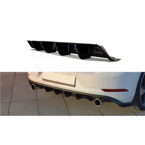Estrattore sottoparaurti Volkwagen Golf VII GTI Clubsport 16-17