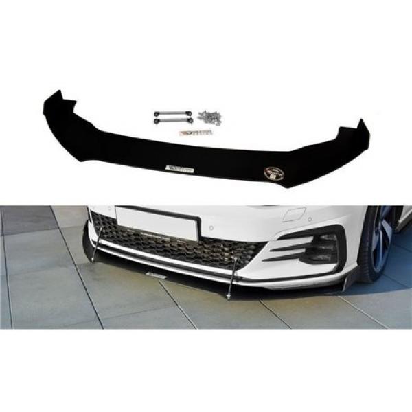 Splitter sottoparaurti anteriore Racing Volkswagen Golf VII R 2017-…