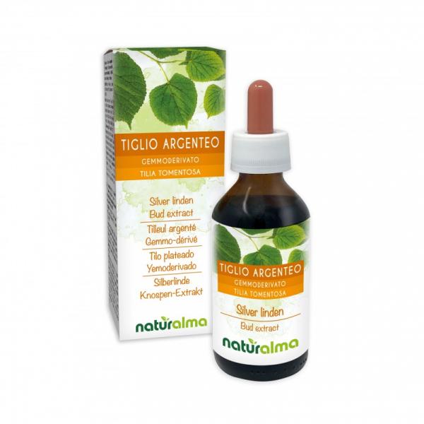 Tiglio Argenteo Gemmoderivato 100 ml liquido analcoolico – Naturalma