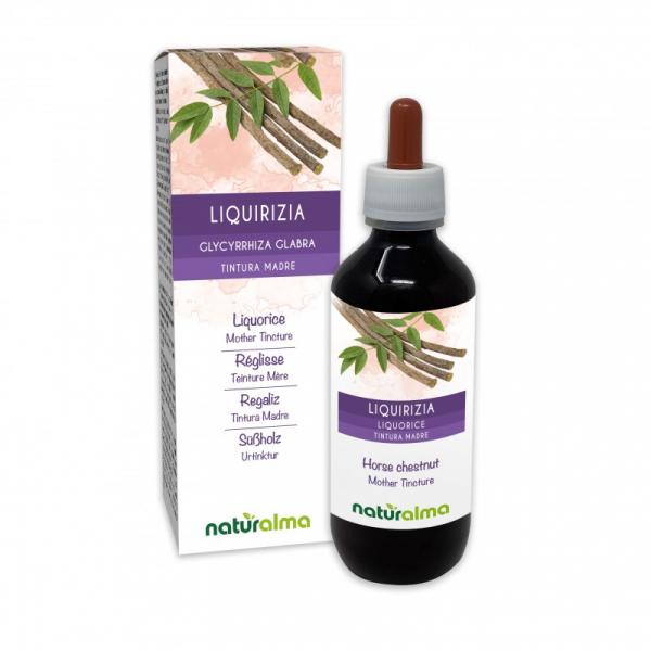Liquirizia Tintura madre 200 ml liquido analcoolico – Naturalma