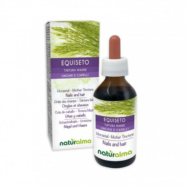 Equiseto Tintura madre 100 ml liquido analcoolico – Naturalma