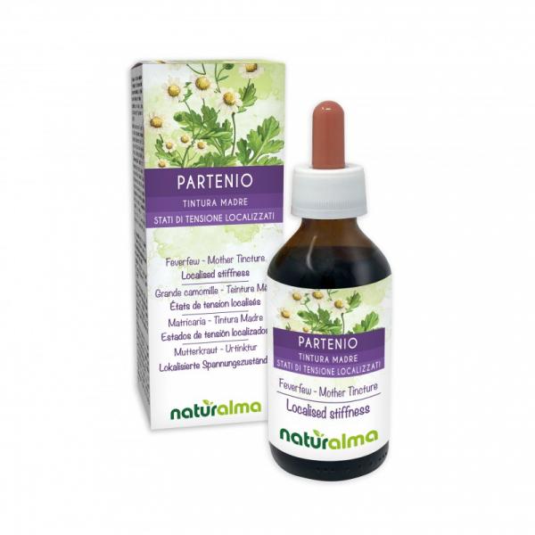 Partenio Tintura madre 100 ml liquido analcoolico – Naturalma