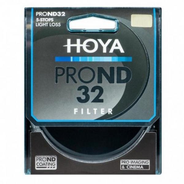 Hoya PRO ND32 filtro 67mm densità neutra 5 stop