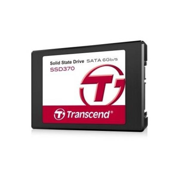 TRANSCEND TS128GSSD370 – SSD 370 2.5 SATA 6GB/S 128GB 7MM MLC 3.5 BRACK. INCL.
