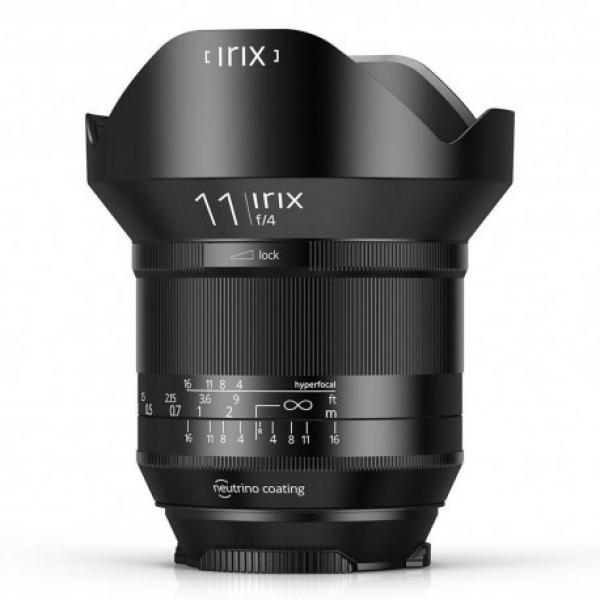 Irix Obiettivo blackstone 11mm f/4.0 per nikon fuoco manuale
