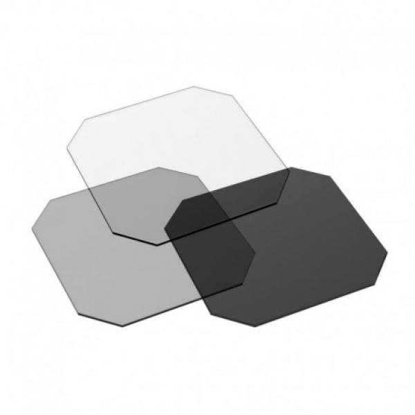 Irix Edge gelatin filter set ND4 – ND8 – ND16