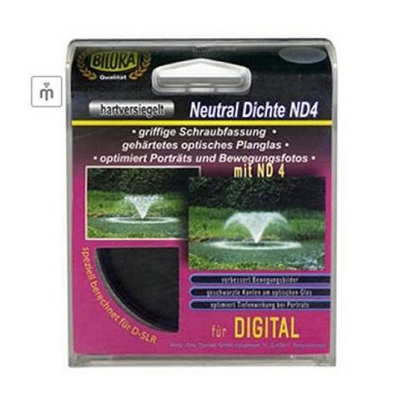 Bilora filtro densità neutro ND4 diametro 67