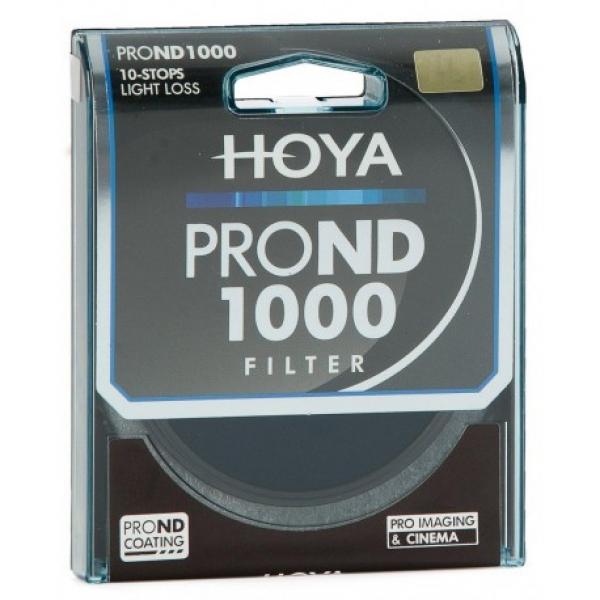 Hoya PRO ND1000 filtro 62mm densità neutra 10 stop