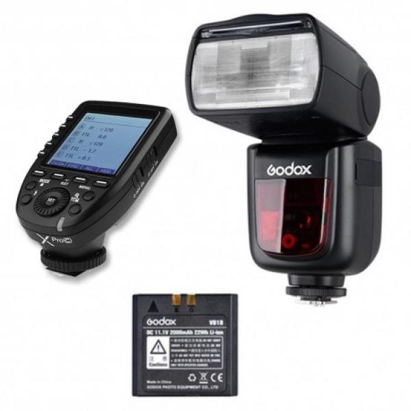 Godox Speedlite V860II Olympus/Panasonic X PRO Single kit