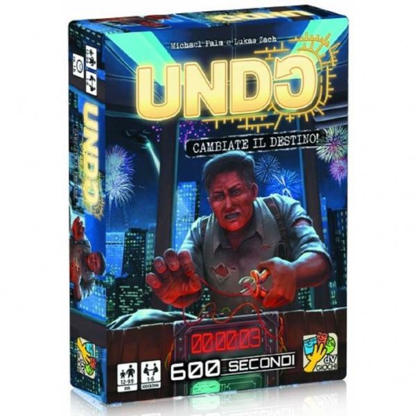 UNDO – 600 secondi
